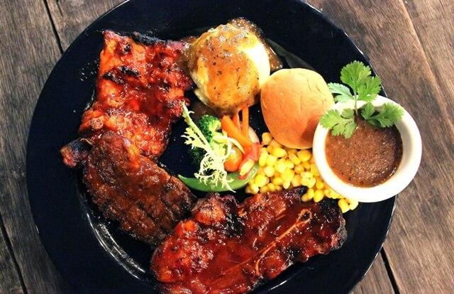 Makanan Barat Banyak Pilihan Tapi Pastikan Halal