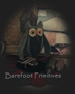 Barefoot Primitives