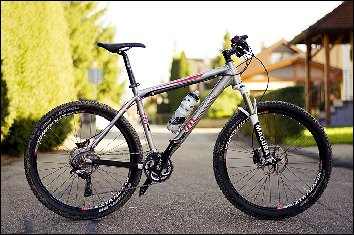 Mountainbike, MTB