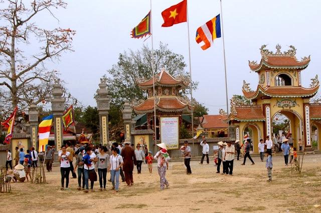 Những điểm đến du lịch hấp dẫn của huyện lúa Yên Thành Nghệ An - 3