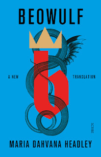 Beowulf - A New Translation by Maria Dahvana Headley book cover