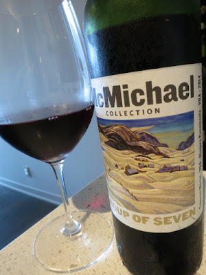 McMichael Collection Group of Seven Cabernet Merlot 2014 - VQA Niagara Peninsula, Ontario, Canada (85 pts)