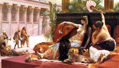 Alexandre Cabanel - Cleopatra Testing Poisons on Those Condemned to Death