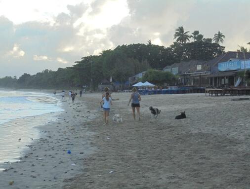 Muaya Beach Jimbaran, Pantai Muaya Jimbaran Bali