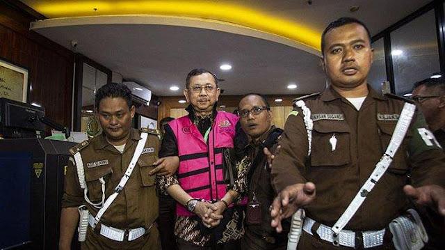 Mantan Direktur Keuangan Jiwasraya Dituntut Seumur Hidup