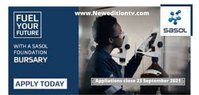 SASOL Opportunities for South African Youth/South African Universities