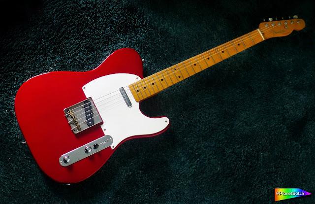Fender Japan mid 1950s Telecaster replica