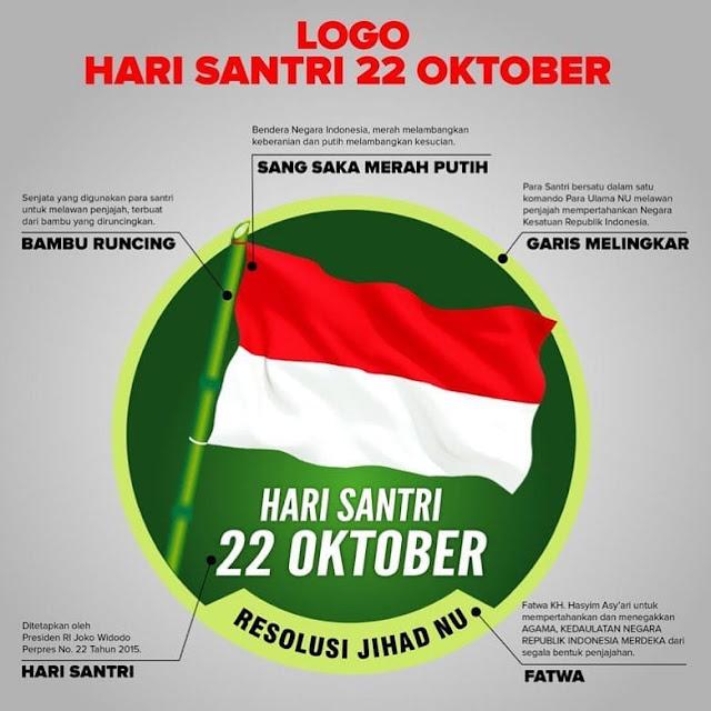 22 Oktober Resolusi Jihad KH Hasyim Asy'ari Hingga Ditetapkannya Sebagai hari Santri