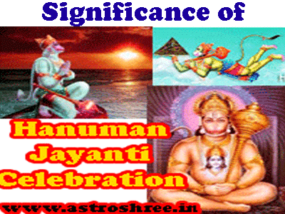 hanuman jayanti significance by astrologer astroshree