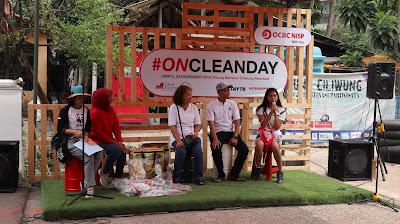 ONCleanDay OCBC NISP