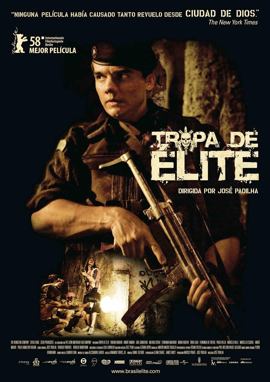 Tropa de élite (José Padilha, 2007) : Largometrajes de ficción