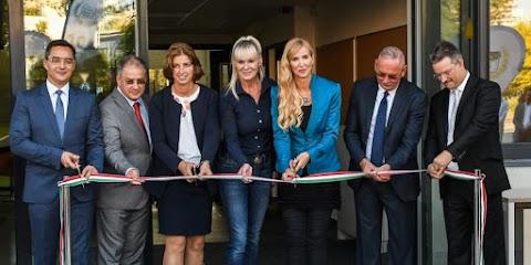 Sportgazdasági-menedzsment és teniszközpontot adtak át Debrecenben