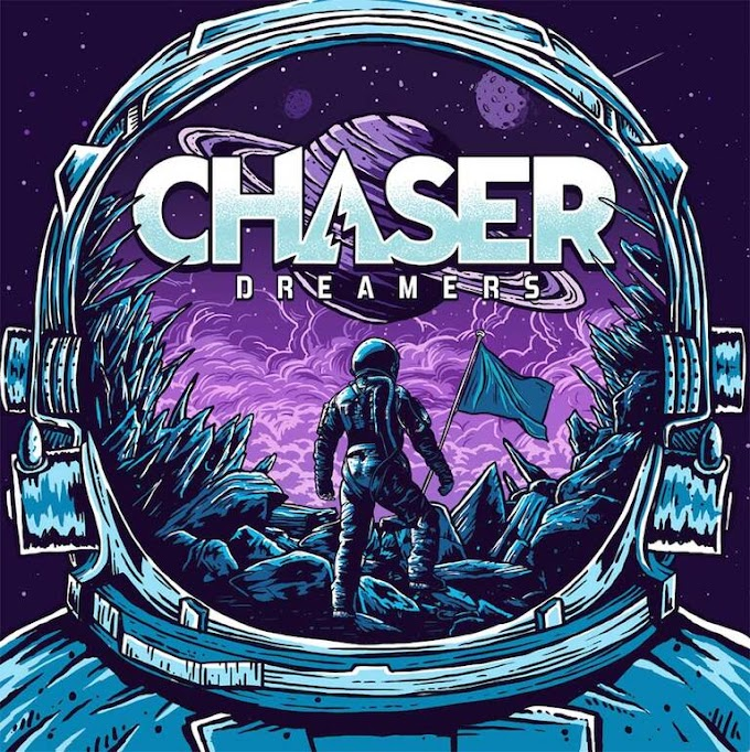 "CHASER stream new album ""Dreamers"""