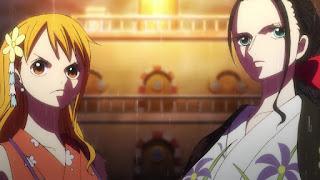 ワンピースアニメ ワノ国編   ニコ・ロビン Nico Robin   ONE PIECE   Hello Anime !