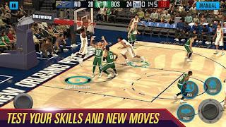 تحميل لعبة كرة السلة للاندرويد اخر اصدار تنزيل NBA 2K Mobile 2022