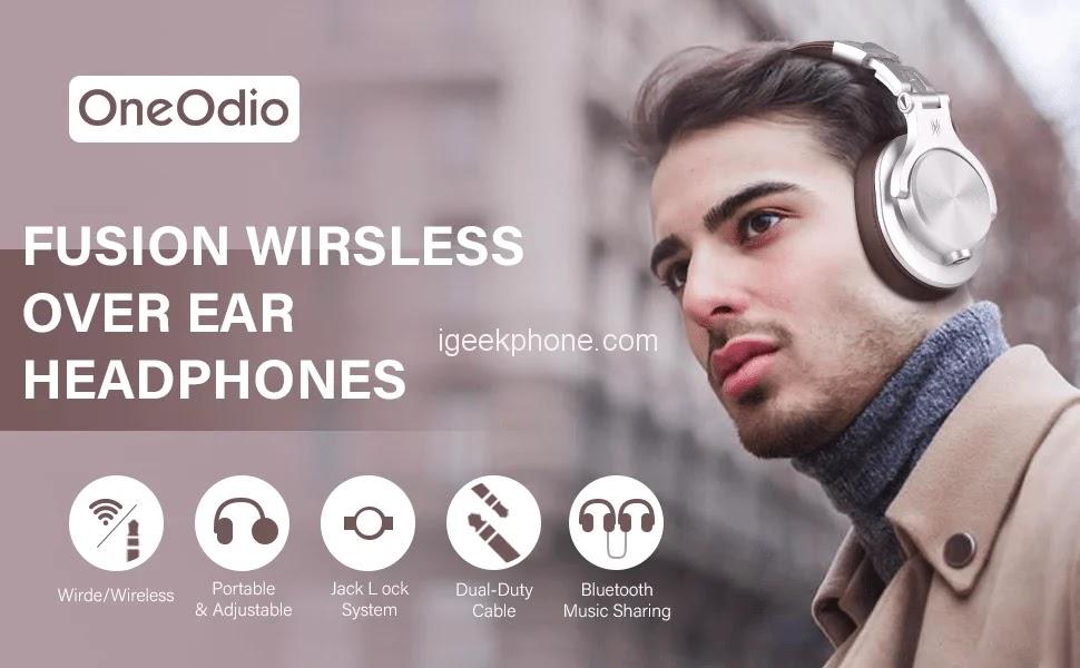 مراجعة سماعات OneOdio A70 بسعر أقل من 50$
