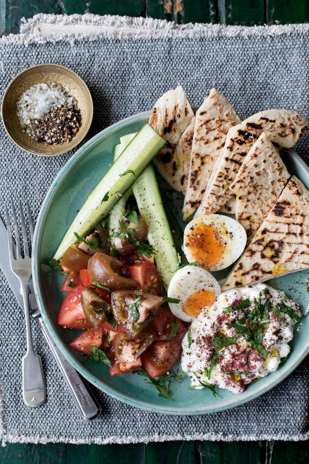 Lebanese Breakfast: Also A Tasty Brunch Recipe