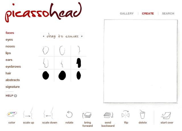 Tech Coach: Picasso Head