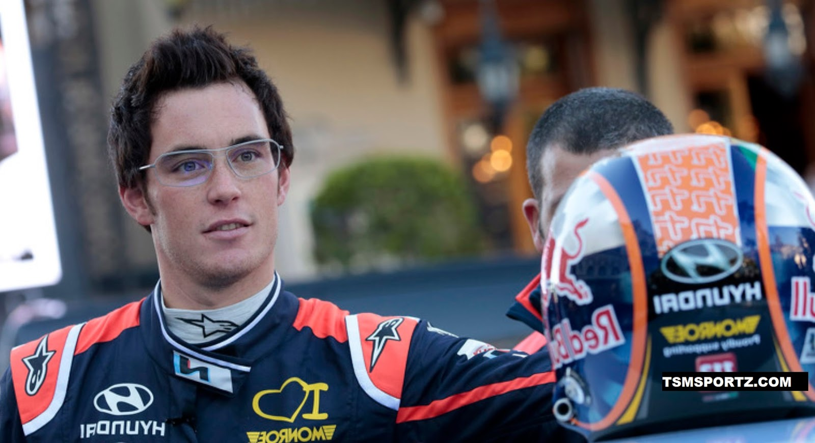 Thierry Neuville how much rich is 2017