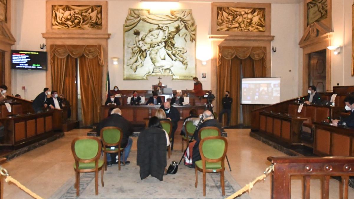Convocazione Consiglio Comunale Catania