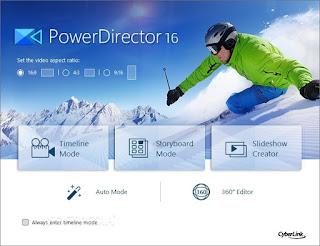 CyberLink PowerDirector Free Download