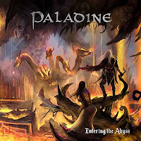 """Ο δίσκος των Paladine """"Entering the Abyss"""""""