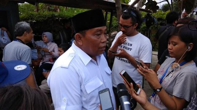 Waketum Gerindra Ancam Polisikan Seluruh Komisioner KPU