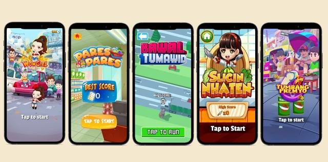 Pinoy Mobile Games