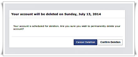 How Can I Delete My Facebook Account Immediately?