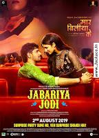 Jabariya Jodi First Look Poster 6
