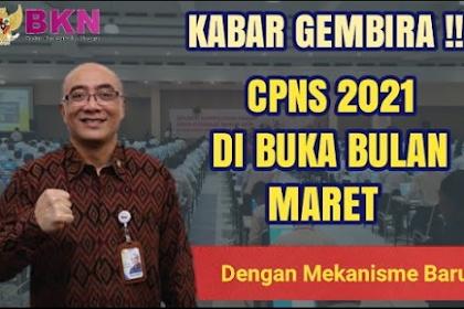 PENGUMUMAN! Penerimaan CPNS 2021 Bakal Dibuka Awal Maret, Cek Bocoran 5 Formasi Tanpa Peminat!