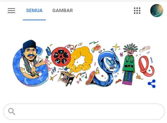Benyamin Sueb Google