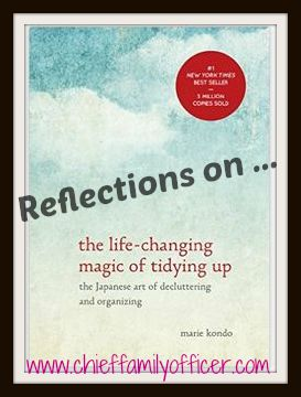 Reflections on The Life-Changing Magic of Tidying Up