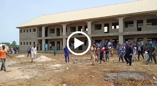 Inside Amosun's hurriedly done uncompleted Ogun State Polytechnic Ipokia