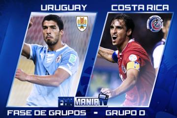Usa Vs Uruguay