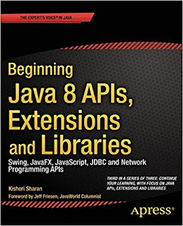books to learn JDBC in Java 8