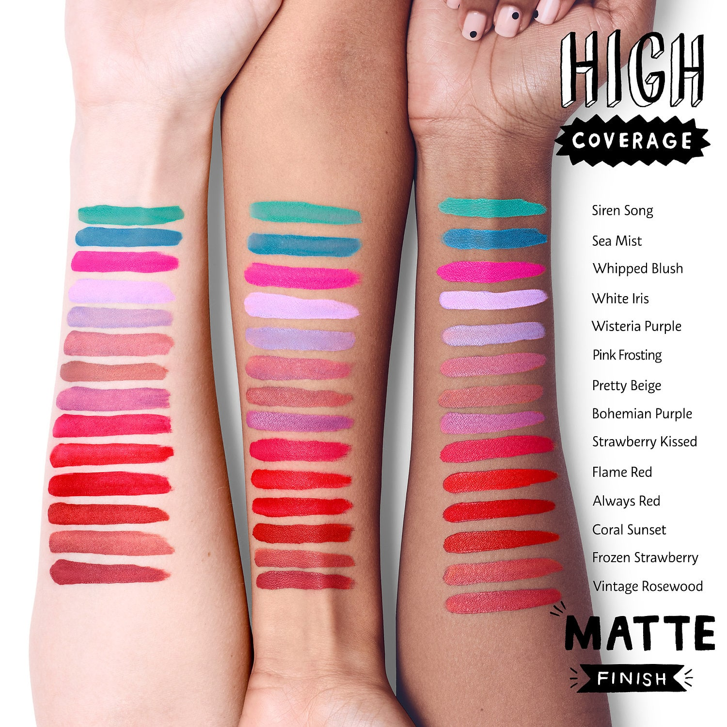 Cream-Lip-Stain-Liquid-Lipstick-swatch-comparativi