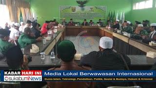 MUI beserta Baznas Kabupaten Sukabumi Gelar Musyawarah