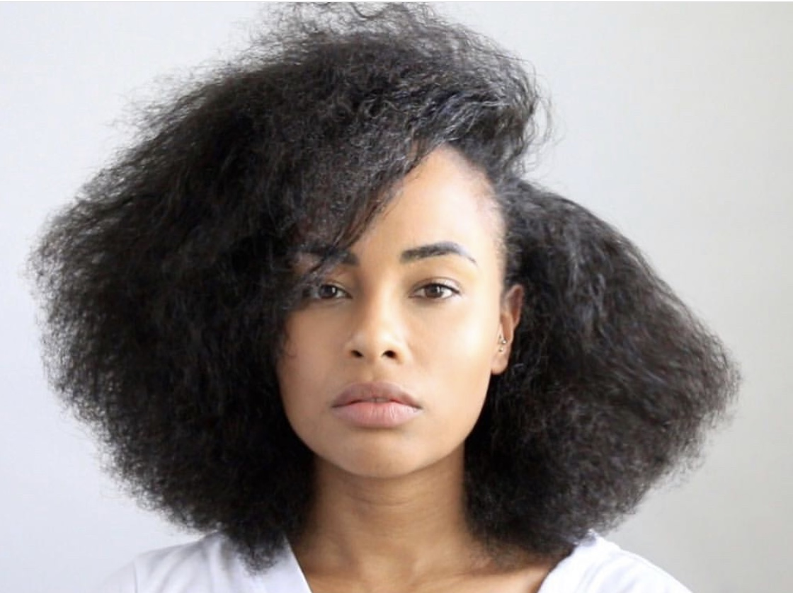 How To Grow Natural Hair Long Fast 3 Easy Steps That