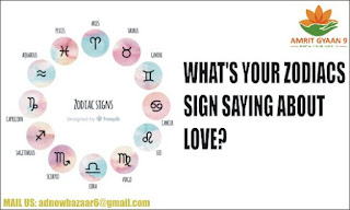 WHAT'S YOUR ZODIACS SIGN SAYING ABOUT LOVE?