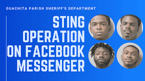 Arrest by Facebook messenger: North Louisiana police make arrests after finding stolen ATV in online sting operation