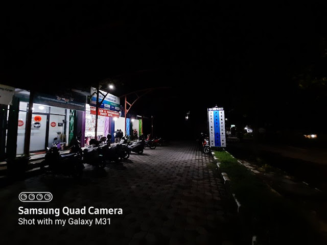 Hasil Foto Kamera Ultra Wide Angle Samsung Galaxy M31