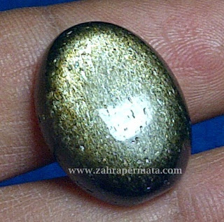 Batu Permata Bulu Monyet - ZP 396