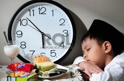 Tips Agar Tidak Cepat Lapar dan Haus ketika Berpuasa Ramadhan dan Puasa Sunnah 7 Cara Agar Tidak Cepat Lapar dan Haus dikala Puasa Ramadhan