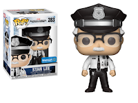 Funko Pop! Stan Lee Captain America Winter Soldier