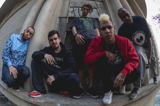 O grupo paulista PRIMEIRAMENTE se apresenta no Mary Pop