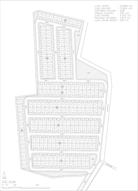 Membuat Site Plan
