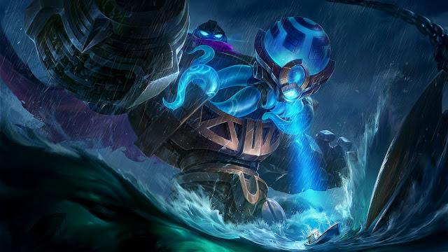 Atlas Ocean Gladiator Heroes Tank of Skins ML HD Wallpapers