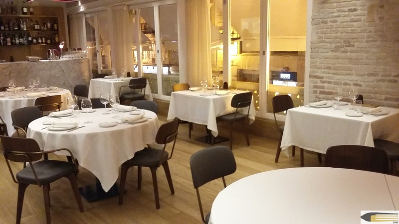 Cata almadeprotos en restaurante entrevins valencia - Restaurante entrevins valencia ...