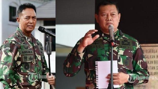 Peluang Jenderal Andika Jadi Panglima TNI Kian Menipis Seiring Waktu? Berikut Pandangan Pengamat
